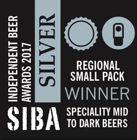 Award logo for silver SIBA award 2017