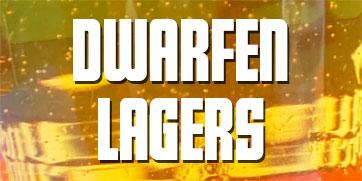 Link to list of Swarfen Lagers on Dwarfen ales page
