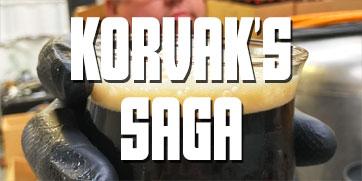 Link to Korvaks Saga on Dwarfen Ales page