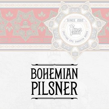 Bohemian Pilsner Lager Range