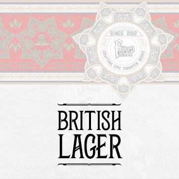 British Lager Lager Range