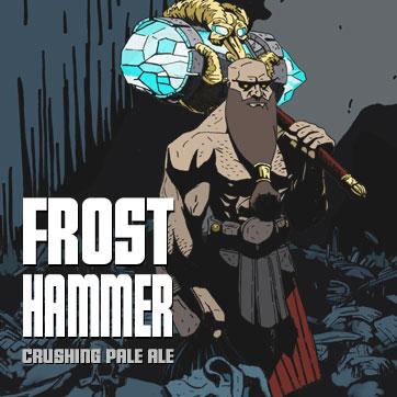 Frost Hammer Core Rangę