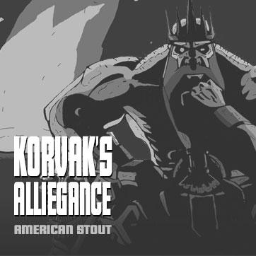 Korvaks allegiance Saga Range