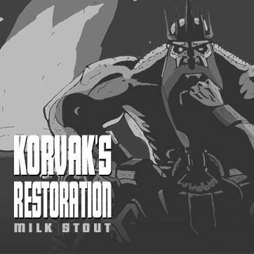 Korvaks Restoration Saga Range