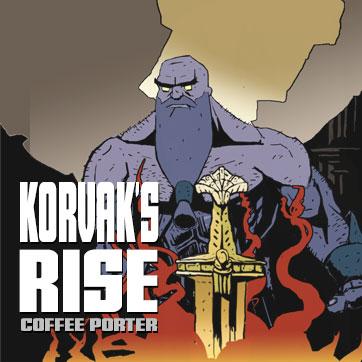 Korvaks Rise Saga Range