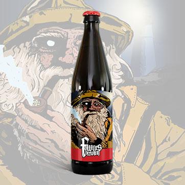 Rhyme of the Dwarfen Mariner bottle