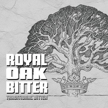 Royal Oak Bitter Core range